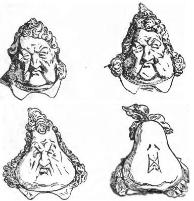 Роль сатирической графики в политическом пространстве Франции 30-х — начала 50-х гг. XIX века