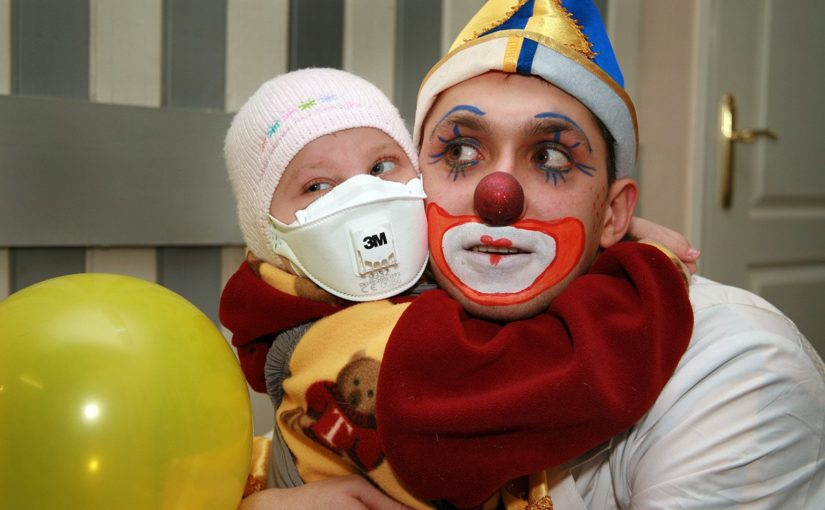 Терапевтический юмор больничных клоунов как нравственная категория