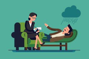 Юмор как когнитивно-ресурсное замещающее поведение у психологов и медицинских работников