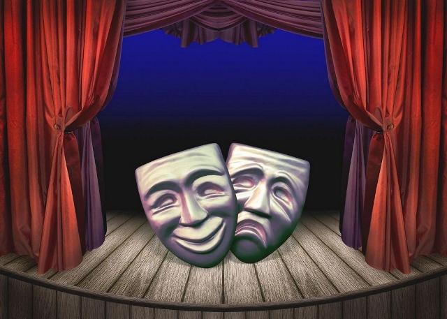 «Парадокс об актере» или мир театра в медийном пространстве»